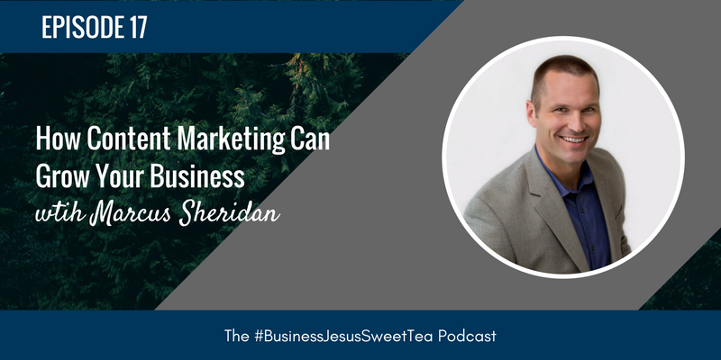 How Content Marketing Can Grow Your Business with Marcus Sheridan of The Sales Lion
