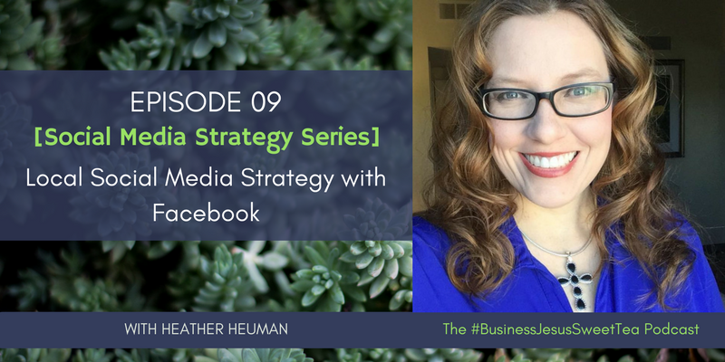 [Social Media Strategy Series] Local Social Media Strategy with Facebook