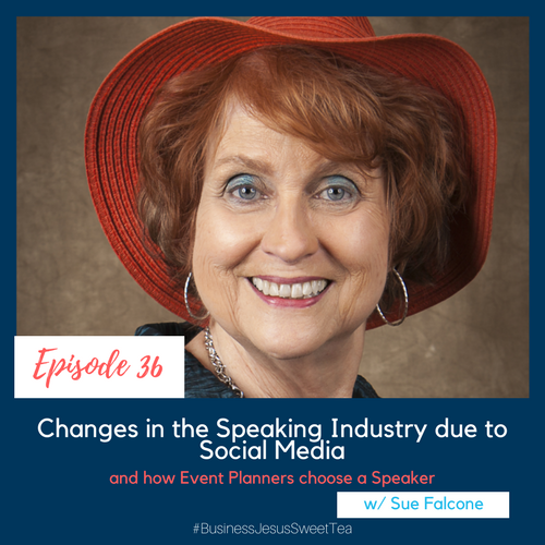 Changes in the Speaking Industry due to Social Media and how Event Planners choose a Speaker