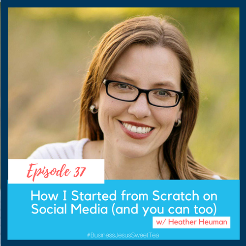 How I Started from Scratch on Social Media (and you can too)